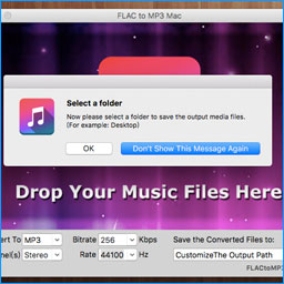 FLAC to MP3 Mac - Convert FLAC to MP3 Format and More on Mac